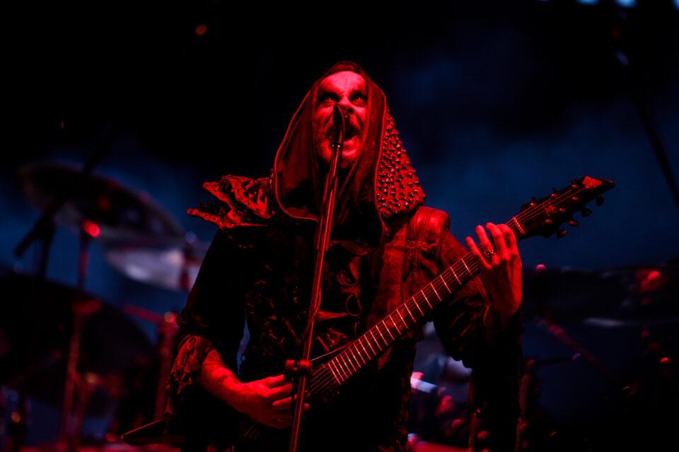 Behemoth , Foto : jhon Paz