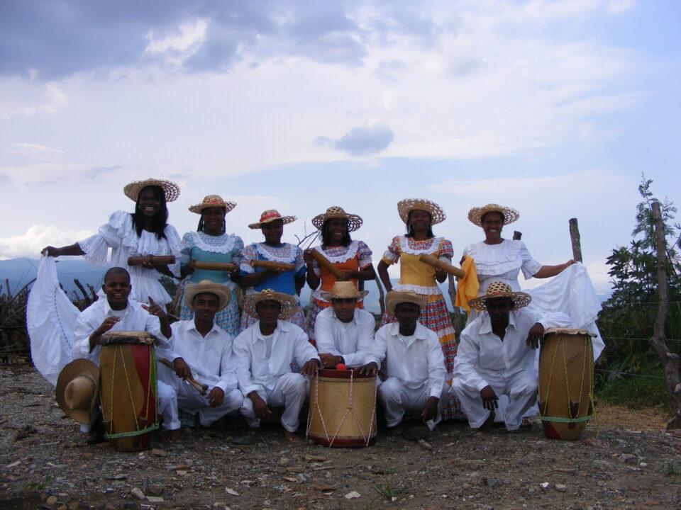 Grupo Canalón de Timbiquí.