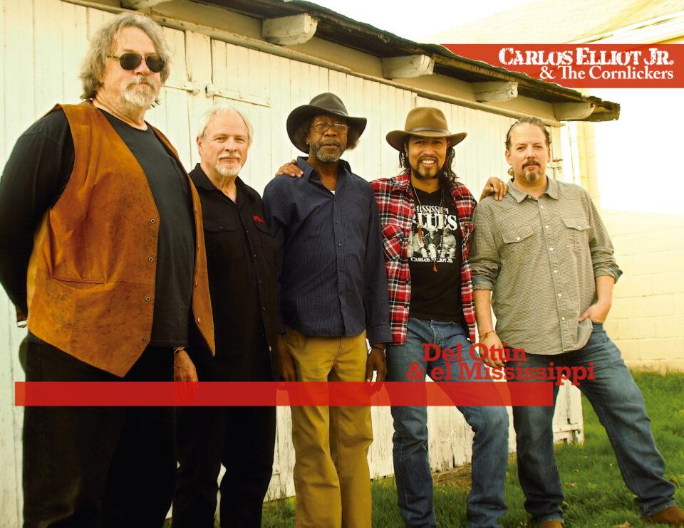 Carlos Elliot Jr & The Cornlickers.