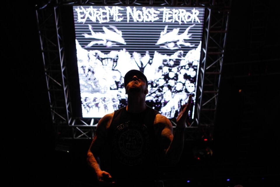 Extreme Noise Terror - Foto: Jhon Paz