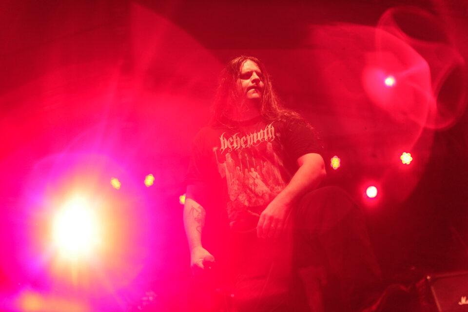 Cannibal Corpse, Foto: Jhon Paz