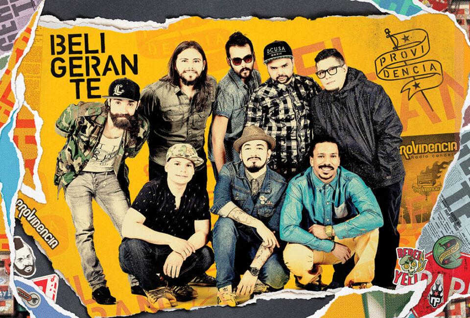 Con 14 cortes, 'Beligerante' representa una nueva sonoridad más atrevida y de vanguardia frente al disco anterior 'Radio Candela'.