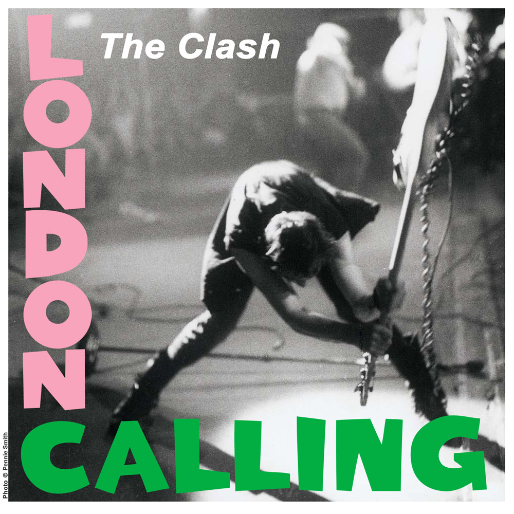 London Calling' de The Clash cumple 40 años - Colectivo Sonoro