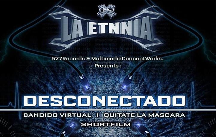 'Desconectado' fue grabado entre noviembre y diciembre de 2015 en Bogotá.