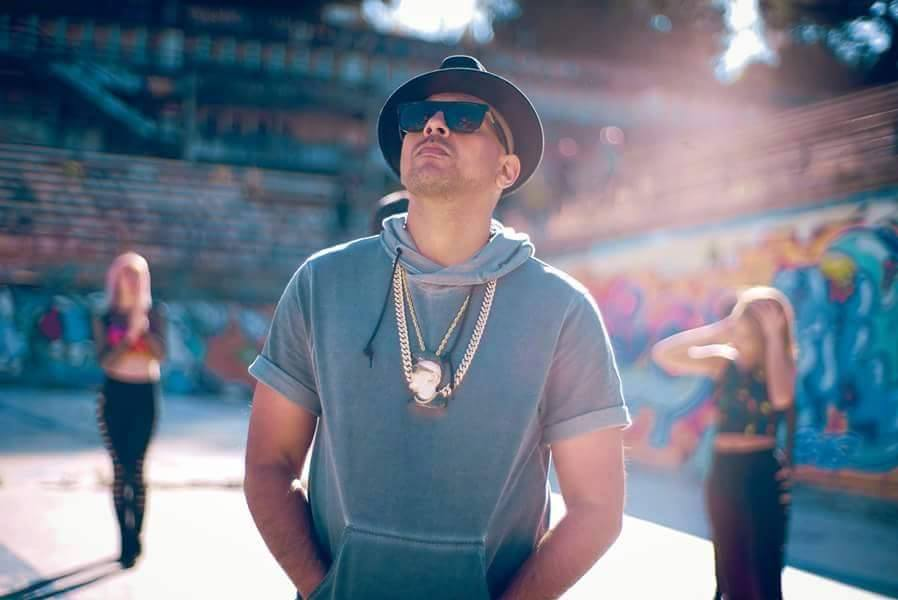 Sean Paul, uno de los artistas destacados del Jamming Festival 2016. Foto: Facebook Sean Paul