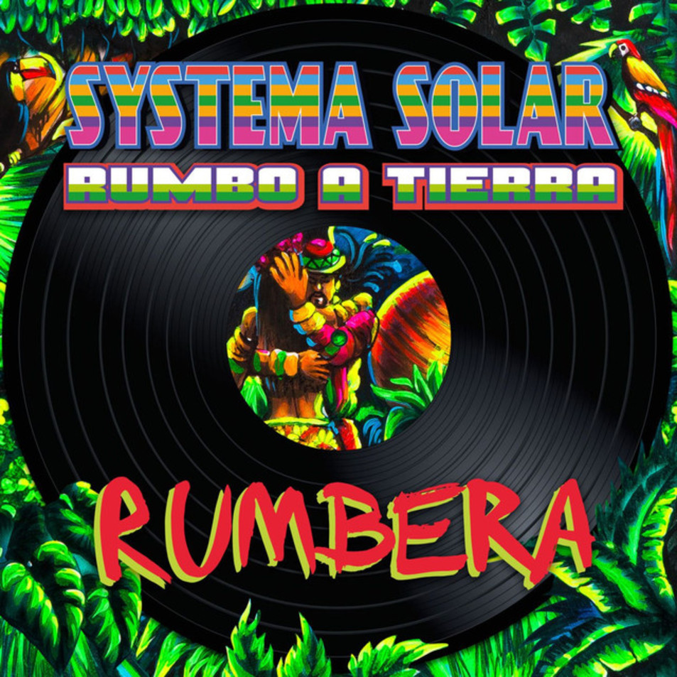 Systema_Solar-Rumbera_(Cd_Single)-Frontal
