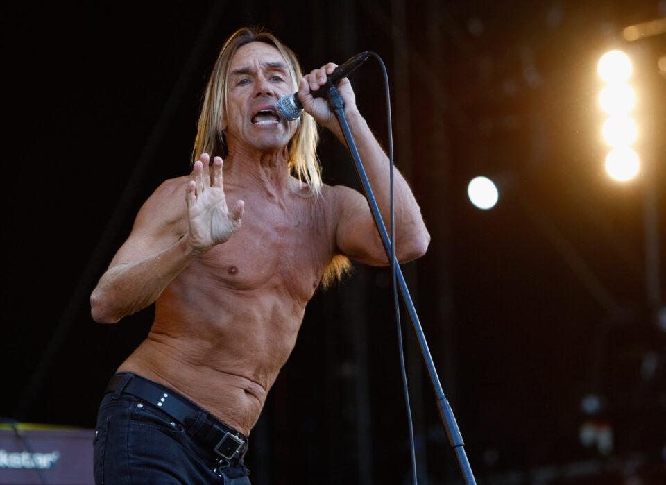 Iggy Pop, el padrino del punk, se presentará el 6 de octubre en Bogotá.