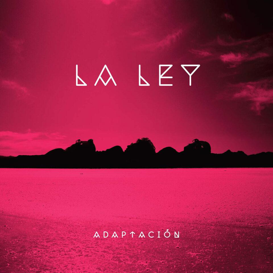 Portada de 'Adaptación', el nuevo disco de La Ley.