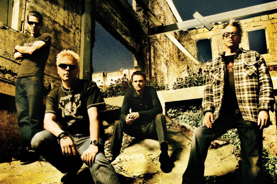 The Offspring regresará a Colombia el próximo viernes 9 de septiembre en el Rock & Shout Festival.