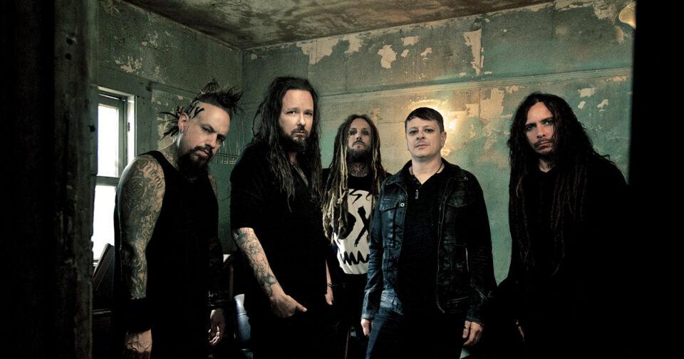 Korn: Foto oficial