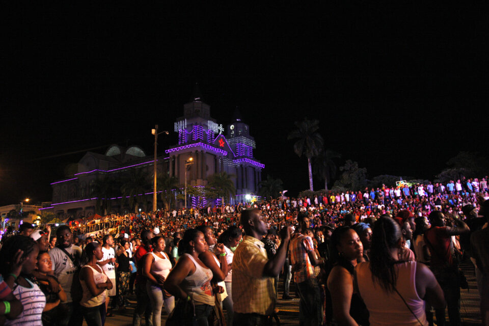 Imagen del Festival Detonante 2015. Foto: León Darío Peláez -Semana. Prensa oficial.