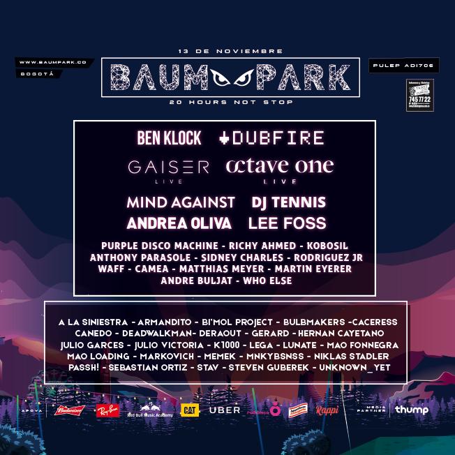 BAUM Park 2016