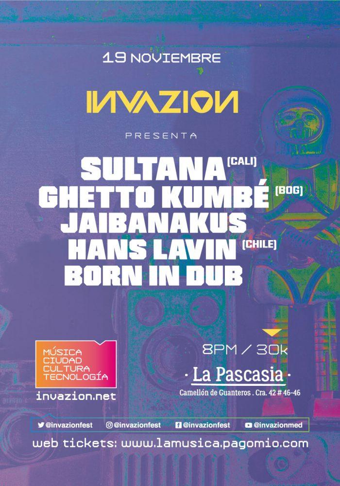 Festival Invazión 2016.