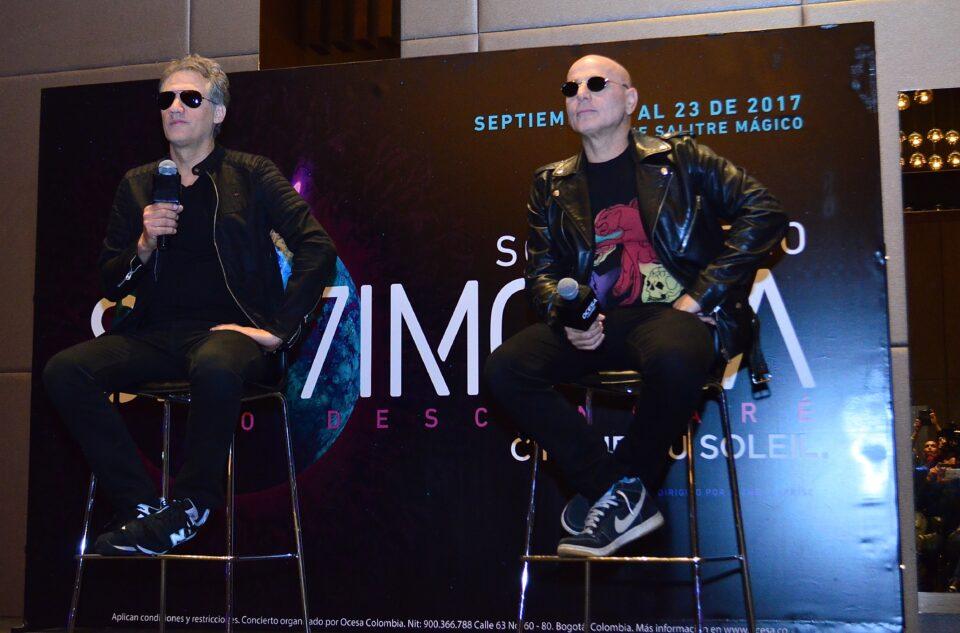 La música del show contendrá material inédito y las canciones más icónicas de la banda.