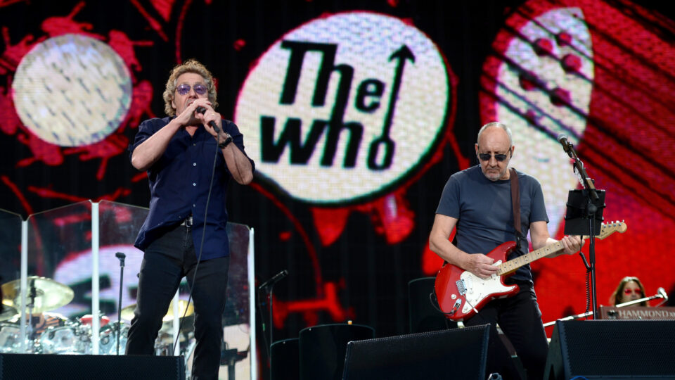 British Summer Time 2015: The Who