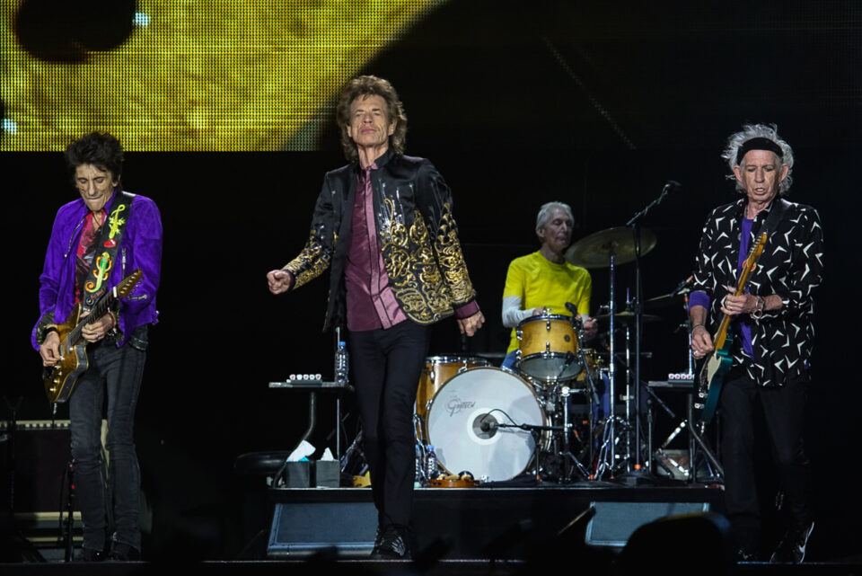 The Rolling Stones. Foto: Juan Diego Cano.