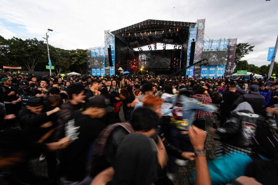 Rock al Parque convocatoria distrital 2020